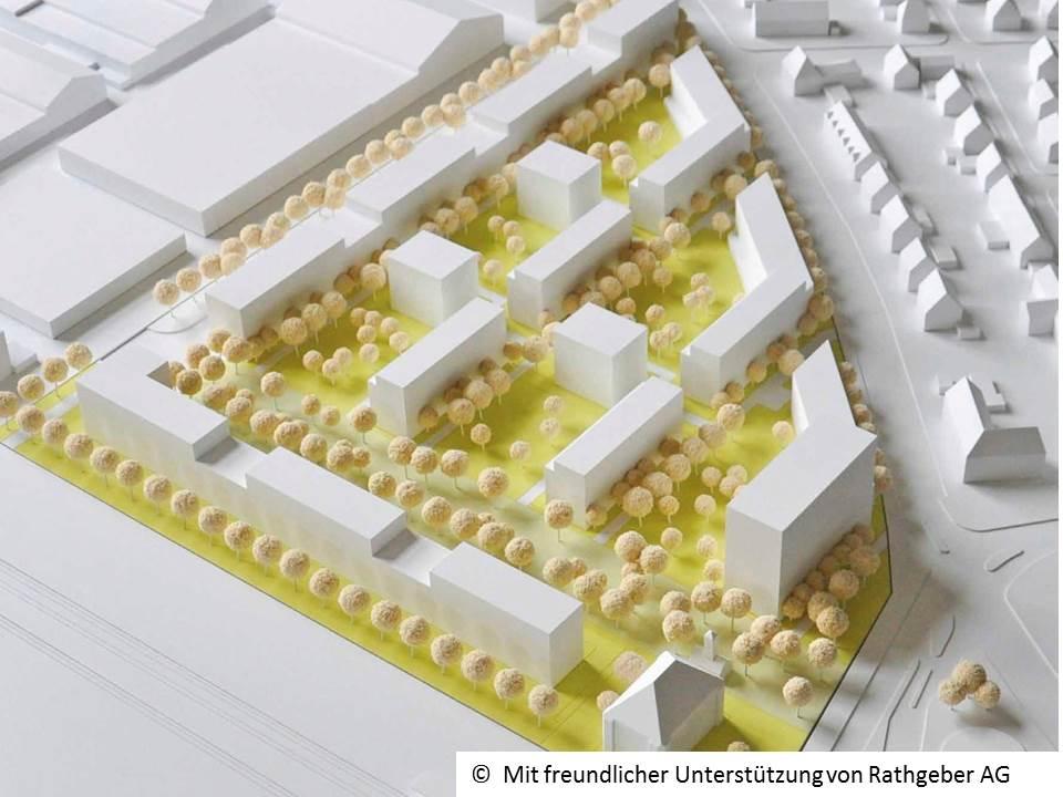 Bwp Burggraf Und Reiminger Spatenstich Meiller Gärten In München